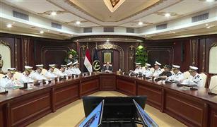 وزير الداخلية يناقش خطة تأمين المرور والمواطنين في عيد الفطر