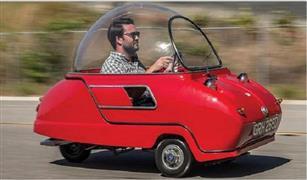 بسعر الاسكوتر.. تعرف على مواصفات أصغر سيارة في العالم