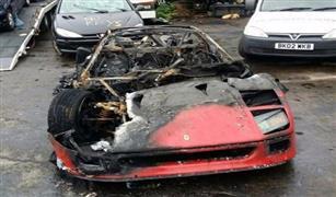 بالصور.. قبل اعدامه صدام حسين يروى لحراسه: احرقت العديد من سيارات عدى  الرولز رويس وفيراري وبورش الفارهة