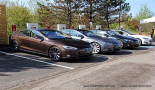 """تويوتا تبيع حصتها في شركة صناعة السيارات الكهربائية """"تيسلا"""