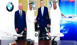 BMWتستبدل أسطول سيارات طيران الإمارات خلال العام الجاري