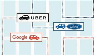 «الخرائط».. حرب المليارت لخدمة السيارات الذكية