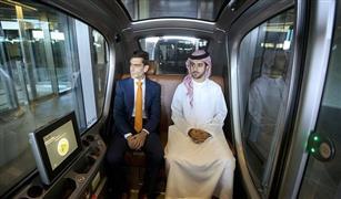 قريبا .. السيارات ذاتية القيادة في شوارع ابو ظبي