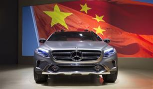 مرسيدس تستثمر في شركة صينية لتطوير سياراتها ذاتية القيادة