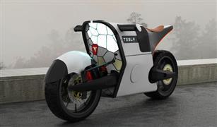 بمحرك صامت تمامًا.. تسلا تطلق دراجة نارية كهربائية
