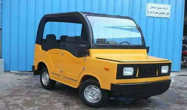 المصري مخترع السيارة ميني كار مش ملاحقين على الطلبات ودول