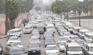 مرور القاهرة: كثافات متوسطة على محاور وميادين العاصمة