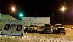 فرق فنية سعودية لصيانة سيارات الحجاج