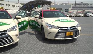"""""""طرق دبي"""" تشتري  554 تاكسي هجين صديق للبيئة"""
