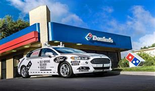 بالفيديو.. سيارات ذاتية القيادة من فورد لتوصيل البيتزا إلى المنازل