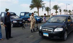 ضبط عصابة سرقة التاكسي بالإكراه في المنيا
