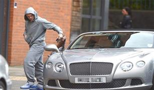 حرمان نجم الكرة السابق روني من قيادة السيارات لمدة عامين