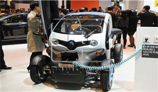 """""""بيتون"""" شركة سيارات كهربائية صينية ناشئة تتحدى عمالقة السيارات في ألمانيا"""