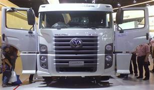 قطاع الشاحنات التجارية في فولكس فاجن يحقق مبيعات قياسية في 2017