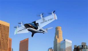 بالفيديو.. AirSpaceX تكشف مستقبل طائرات الأجرة الجوية