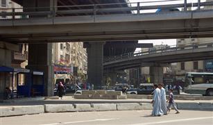 غلق شارع بورسعيد جزئيا لمدة يومين لمد كابلات كهرباء
