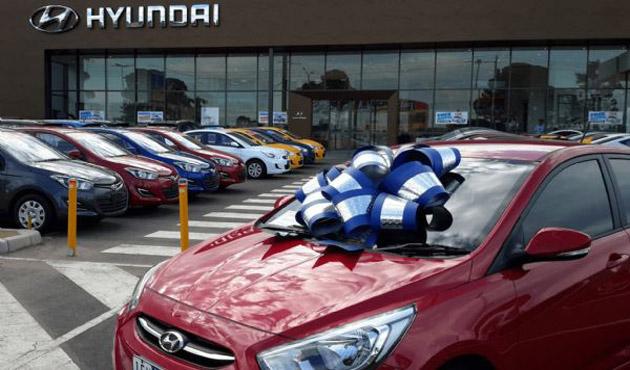 هيونداى تخطط لبيع  7.55 مليون سيارة خلال عام 2018 - الأهرام اوتو