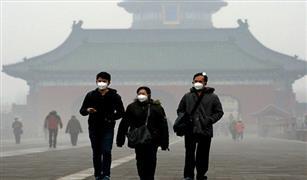 وقف إنتاج 553 طرازا من السيارات فى الصين لمحاربة التلوث
