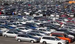 610 سيارة ميكروباص دخلت مصر من الإسكندرية في ديسمبر