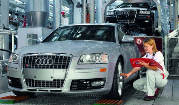 127 ألف سيارة حول العالم.. فضيحة العوادم تطال أودي أف 6 في ألمانيا - الأهرام اوتو
