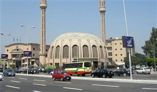 أعمال تجديد لخط الصرف الصحي بشارع صلاح سالم لمدة أسبوعين