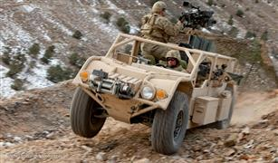 بالفيديو.. الجيش الأمريكي يطور مركبة خارقة