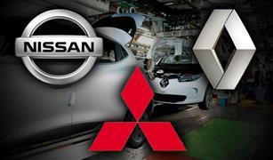 """""""رينو-نيسان-ميتسوبيشي"""" يبيع أكثر من 10 ملايين مركبة في 2017.. تعرف على الدول الأكثر استهلاكًا"""
