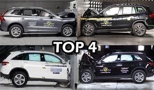 بالفيديو...  أكثر 4 سيارات أمانًا في فئة SUV