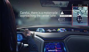 """""""أل جي"""" تبتكر نظامًا  للتحكم الأوتوماتيكي في السيارة عند الحوادث"""
