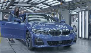 """بالفيديو .. بي إم دبليو تعرض عملية تصنيع أحدث سياراتها في """"باريس"""""""