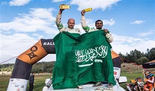 """السعودي """"الشقاوي"""" بطل العالم للراليات الصحراوية 2018"""