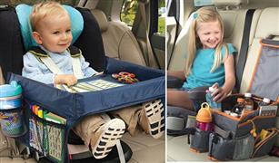 لن تشعري بالإحراج من الضيوف في سيارتك.. نصائح ذهبية للتخلص من فوضى أطفالك