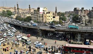 غلق جزئي بشارع صلاح سالم لتنفيذ أعمال نقل كابلات