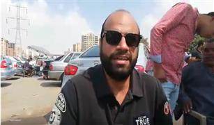 بالفيديو.. سيارات الكبار لا تتأثر بالركود في سوق العاشر