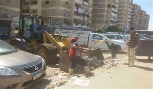 تشديد العقوبات على سيارات النقل التى تلقى بالمخلفات فى شوارع القاهرة
