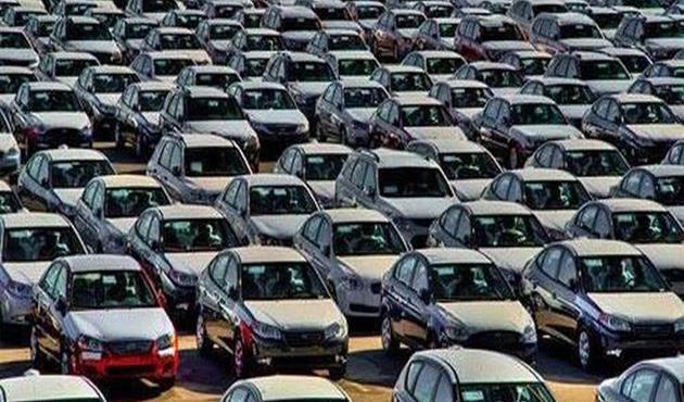 ضبط ٢٠ سيارة مخالفة لشروط الإعفاء الجمركى