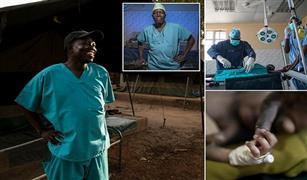 بالفيديو .. طبيب يستخدم قطع غيار السيارات لعلاج  المرضي الفقراء جنوب السودان