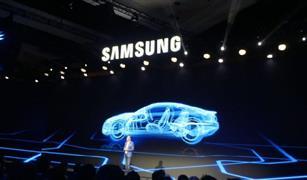 ابرز ابتكارات سامسونج في عالم السيارات الذكية