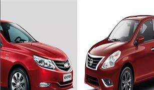 نيسان وشيفرولية تتصدران قائمة سيارات السويس خلال شهر سبتمبر