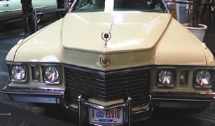 مزاد علني لبيع آخر سيارات ألفيس بريلسي| فيديو