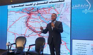 """وزير النقل ستعرض مشروعات الطرق والسكك الحديدية أمام منتدى """"اللوجيستيات"""""""