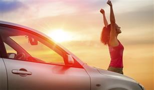 قبل الانطلاق بسيارتك.. طقس اليوم غائم جزئيا مائل للحرارة