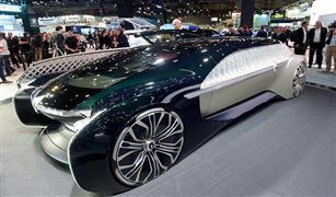 تعرف على أسعار السيارات الكهربائية الأكثر رفاهية في معرض باريس 2018