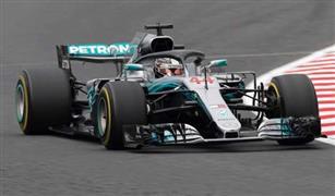 فورمولا واحد: هاميلتون يتصدر التجارب الحرة لسباق اليابان