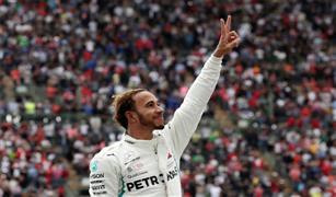 فورمولا 1: هاميلتون ينطلق من المركز الأول لسباق الجائزة الكبرى البرازيلي