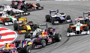 فورمولا 1: اصطدام سيارتين يمنح هاميلتون لقب سباق البرازيل