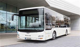"""شركة الحافلات الشهيرة """"مان"""" تقترب من طرح حافلة كهربائية لللتوصيل داخل المدن"""