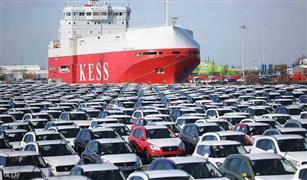 طرازات السيارات المرتفعة تتصدر واردات جمارك السويس خلال أكتوبر