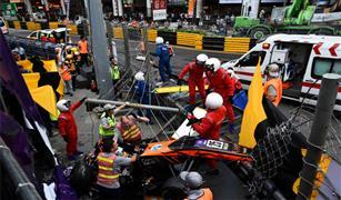 الاتحاد الدولي للسيارات يتعهد بالتحقيق في حادث مروع بسباق مكاو