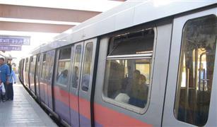 """"""" غلق محطة مترو الأوبرا بالخط الثاني لمدة ثلاث ساعات"""